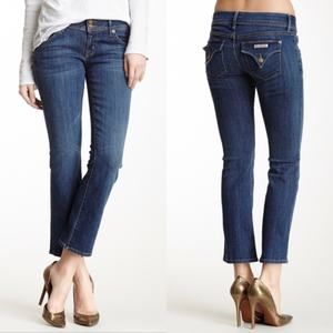 Hudson Beth Baby Bootcut Crop Jeans | Size 26